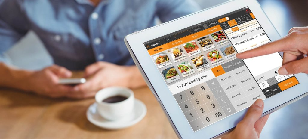 iPratico – Il gestionale per ristoranti e bar su misura per te.