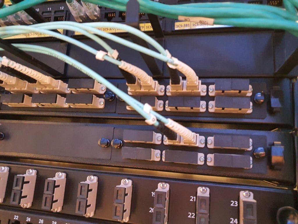 Installazione Switch Aruba serie 5400R