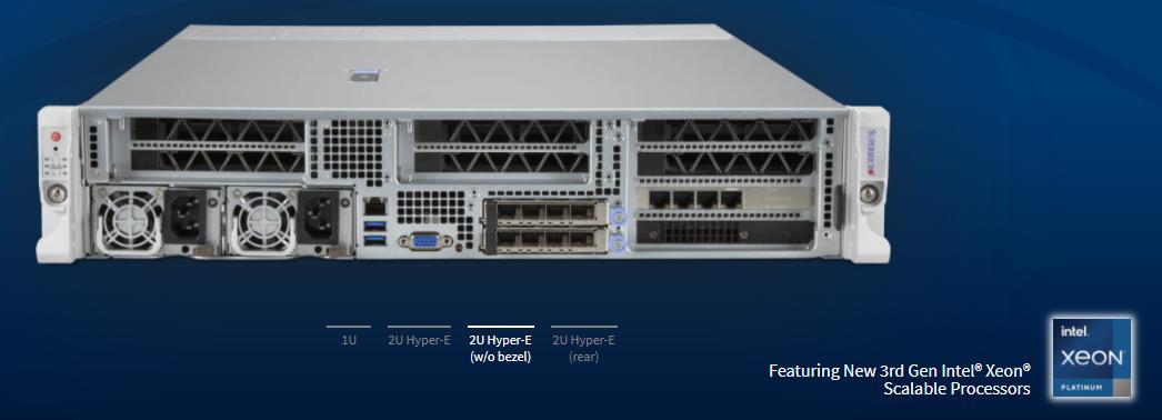 Server SuperMicro